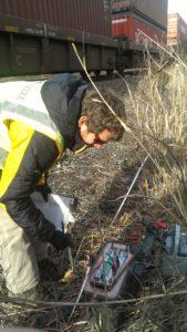 Geoenvironmental Resisitivity Testing