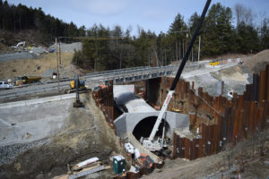 Route 5 Culvert Replacement, Ryegate, VT