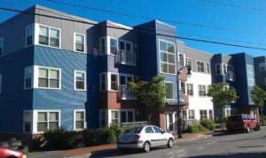 Pearl Place Apartments, Portland, Maine