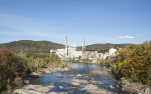 Industrial Paper Mill Projects in Maine