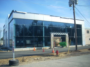Car Dealership Addition, Rochester, NH